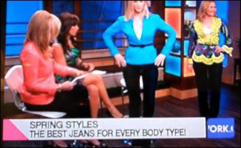 The Best Jeans for your Body Type -  SkinnyJeans on LX New York